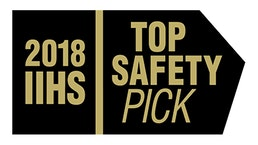 2018 Toyota Prius is an Insurance Institute for Highway Safety Top Safety Pick.