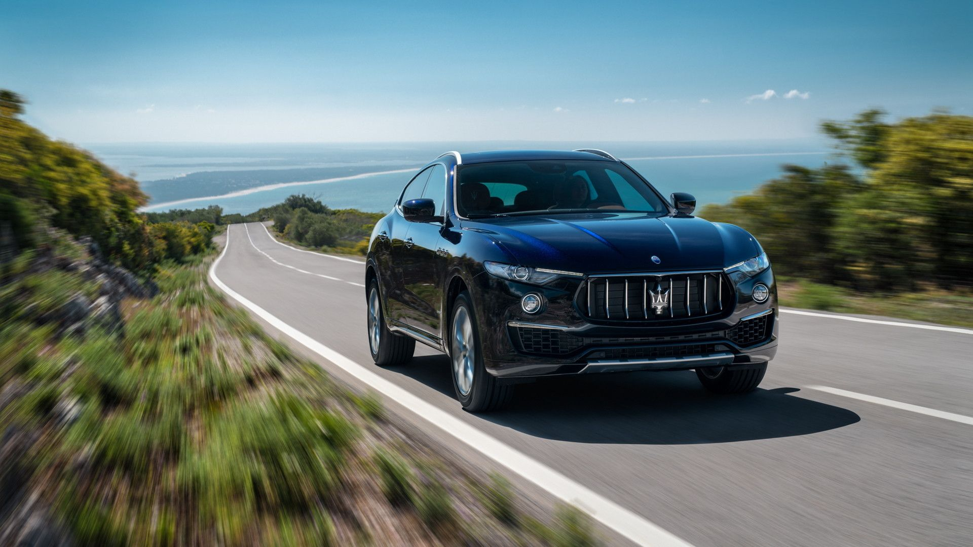 2019 Maserati Levante - Luxury Care
