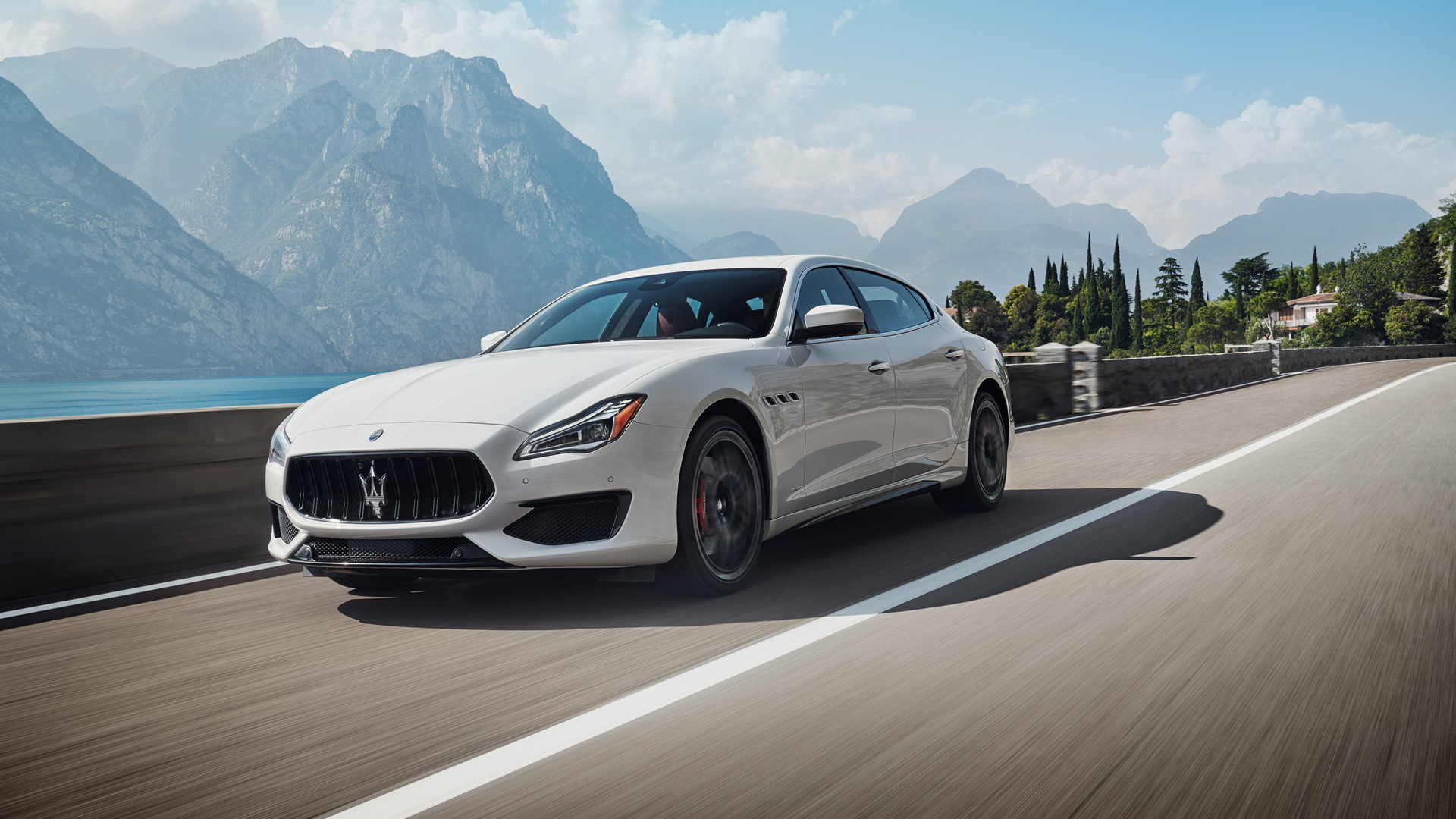 2019 Maserati Quattroporte GTS - Luxury Care