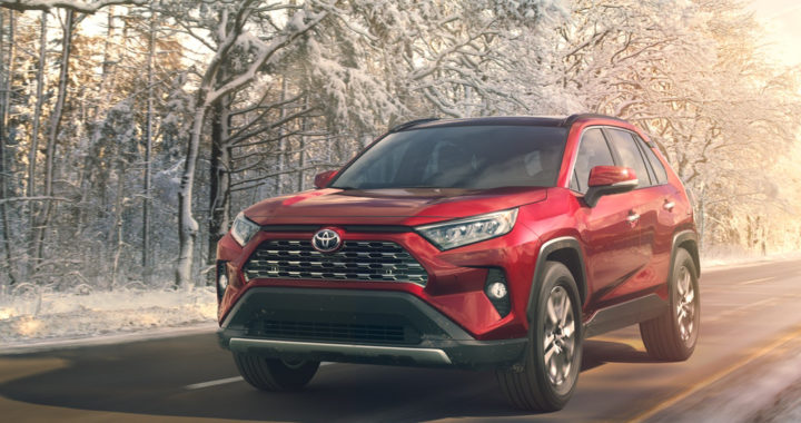 2019 Rav4 For Sale in Akron Ohio - Northeast Ohio Auto Show