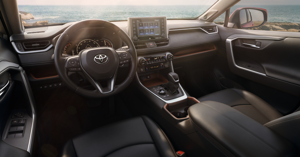 2019 Toyota Rav4 in Northeast Ohio