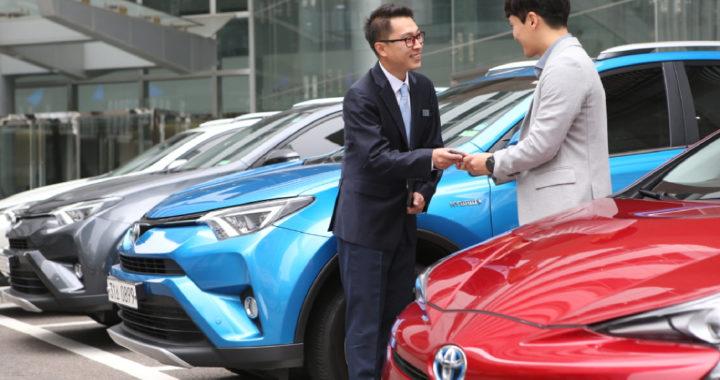 Forecasting the future of auto retailing 2019