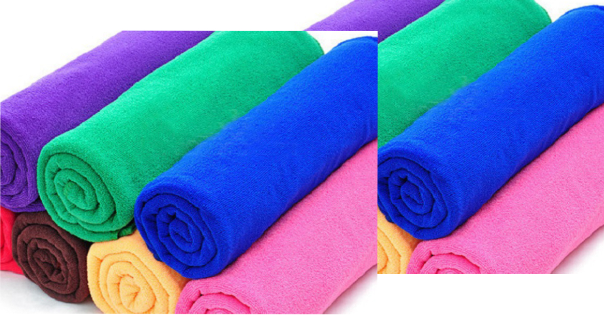 History of Microfiber Products