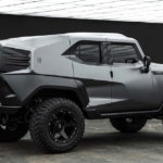 Introducing the Rezvani Tank