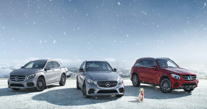 Mercedes-Benz Combination of Luxury and Performance