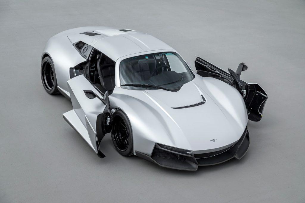 Rezvani Motors Beast Alpha