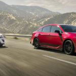 The 2020 Camry TRD and Avalon TRD