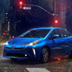 Toyota Prius all-wheel-drive