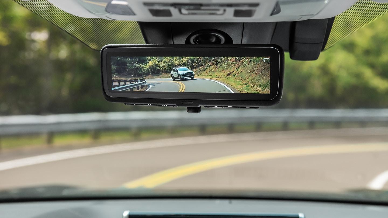 2019 Rav4 Digital Rearview Mirror