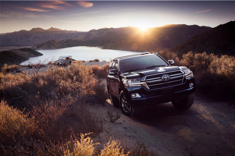 2020 Toyota Land Cruiser Release Date