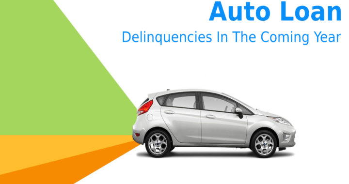 Auto Loan Delinquencies In This year