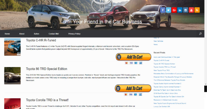 Ordering Cars Online | I'm Your Friend In The Car Business