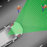 Pedestrian-Detection and Automated-Emergency-Braking System