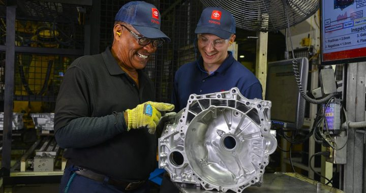 Automakers Build Engine Parts from Recycled Aluminum