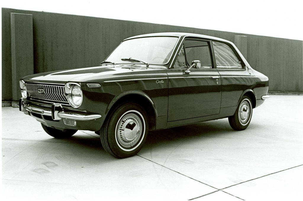 Corolla First Generation 1969 1970