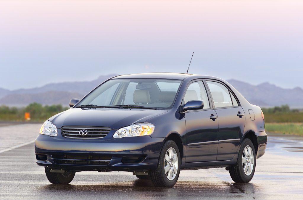 Corolla Ninth Generation 2003-2008