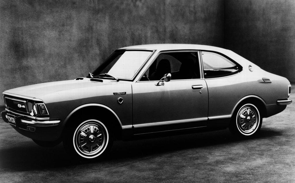 Corolla Second Generation 1971-1974