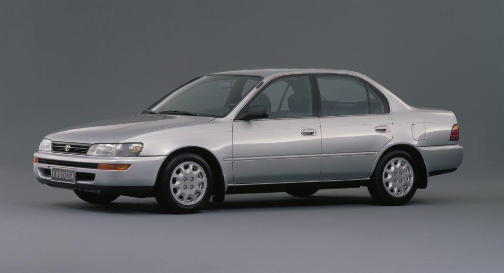 Corolla Seventh Generation 1993-1997