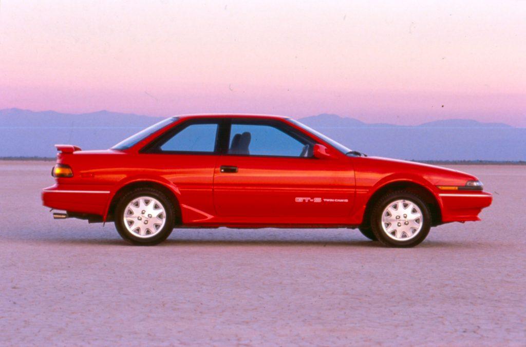 Corolla Sixth Generation 1989-1992