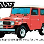 How To Place Order for Spare Parts for the ToyotaLand Cruiser?
